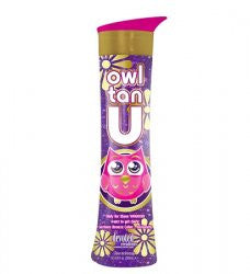 Devoted Creations Owl Tan U Tanning Lotion - LuxuryBeautySource.com