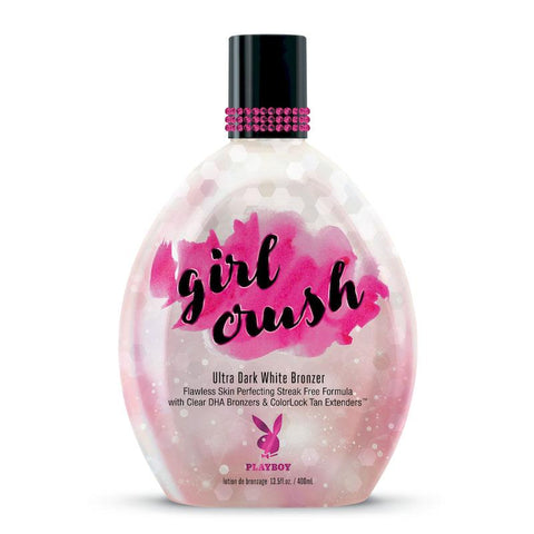 Playboy Girl Crush Tanning Lotion - LuxuryBeautySource.com