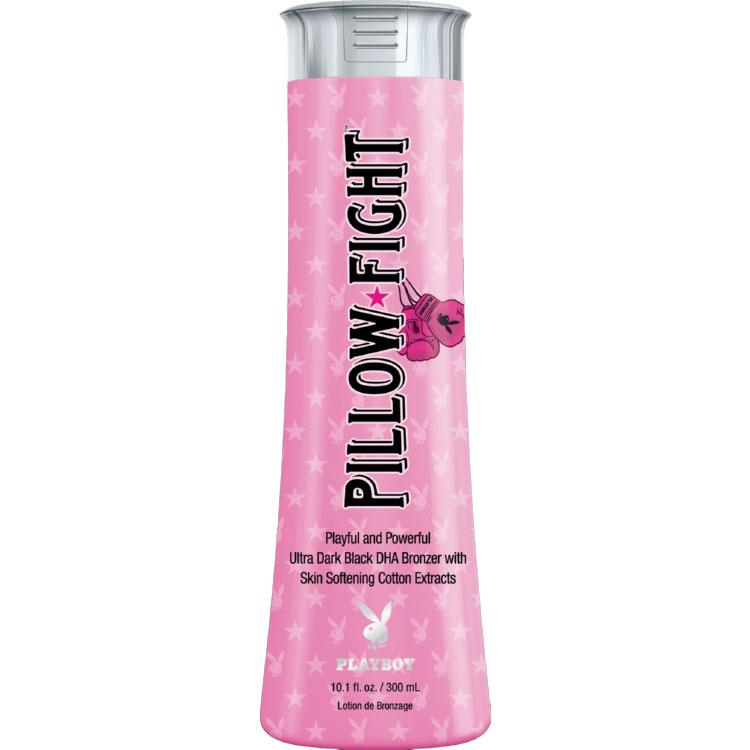 Playboy Pillow Fight Tanning Lotion - LuxuryBeautySource.com