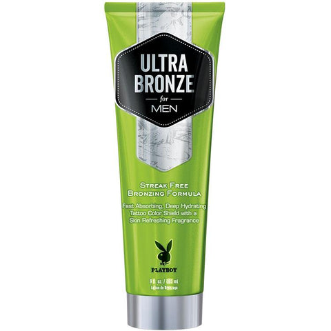 Playboy / Pro Tan Ultra Bronze for Men Tanning Lotion - LuxuryBeautySource.com