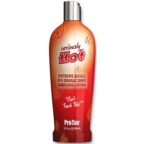 Pro Tan Seriously Hot Tanning Lotion - LuxuryBeautySource.com