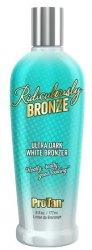 Pro Tan Ridiculously Bronze White Bronzer Tanning Lotion - LuxuryBeautySource.com