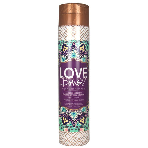 Swedish Beauty Love Boho Boheme Dream Bronzer Tanning Lotion - LuxuryBeautySource.com