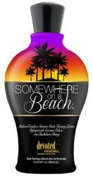 Devoted Creations Somewhere on a Beach Bronzing Tanning Lotion - LuxuryBeautySource.com