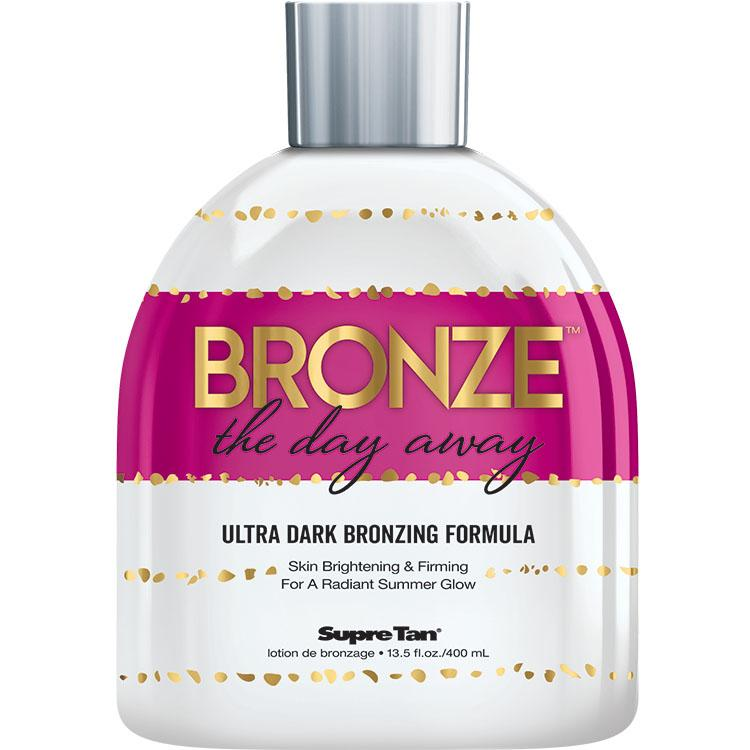 Supre Tan Bronze the Day Away Tanning Lotion - LuxuryBeautySource.com