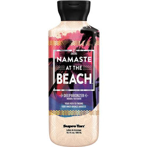 Supre Tan Namaste at the Beach Tanning Lotion - LuxuryBeautySource.com