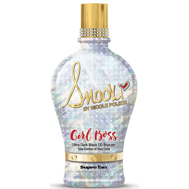 Supre Tan Snooki Girl Boss Tanning Lotion - LuxuryBeautySource.com