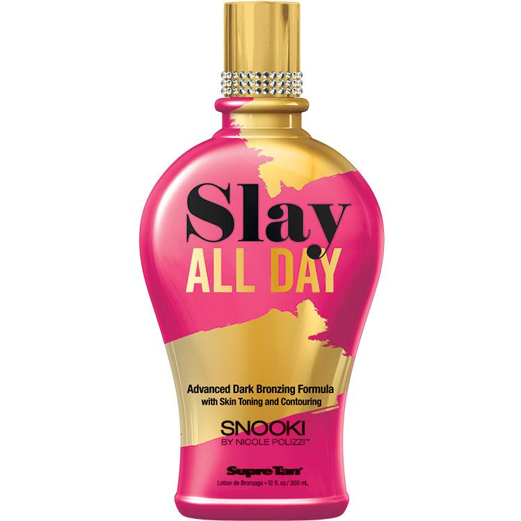 Supre Tan Snooki Slay All Day Tanning Lotion - LuxuryBeautySource.com