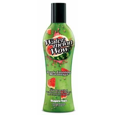 Supre Tan Watermelon Wow Tanning Lotion - LuxuryBeautySource.com