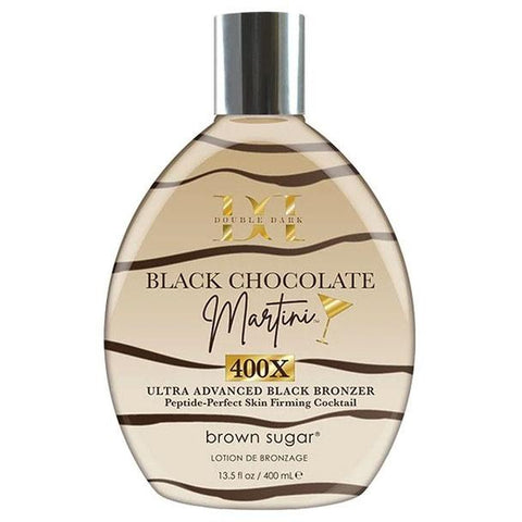 Tan Incorporated Double Dark Black Chocolate Martini Tanning Lotion