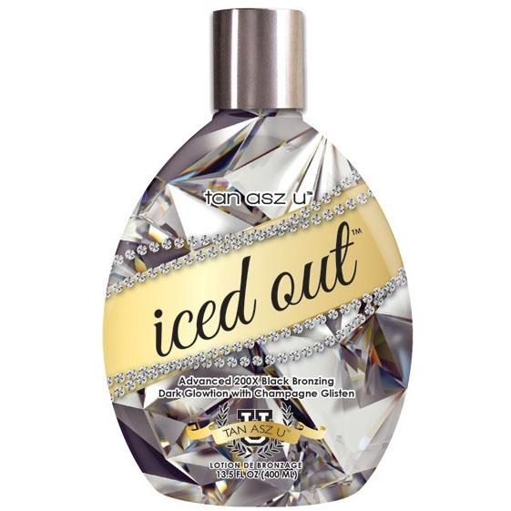 Tan Asz U Iced Out Tanning Lotion - LuxuryBeautySource.com