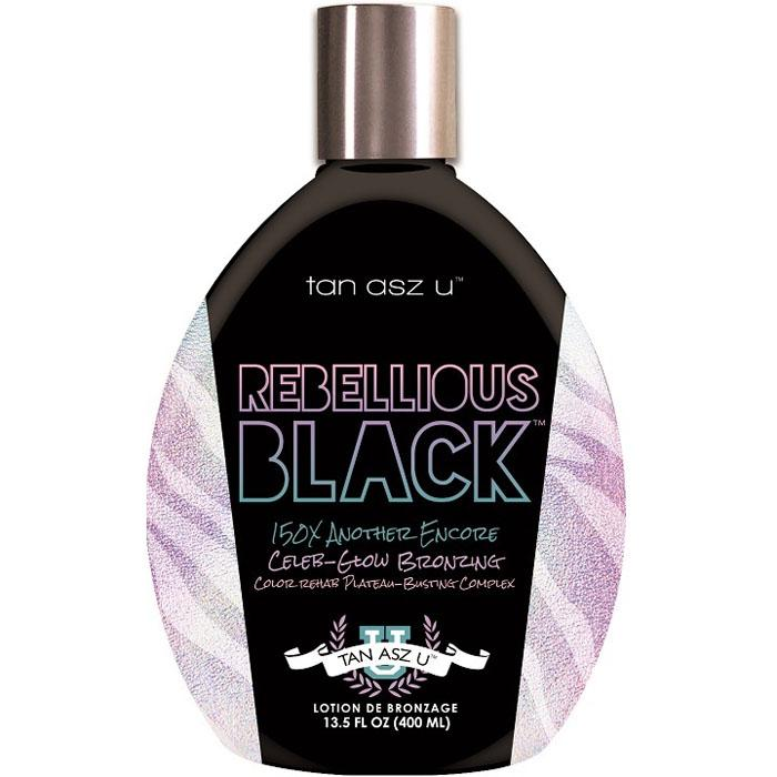 Tan Asz U Rebellious Black Tanning Lotion - LuxuryBeautySource.com