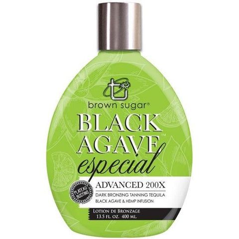 Tan Incorporated Black Agave Especial Tanning Lotion - LuxuryBeautySource.com