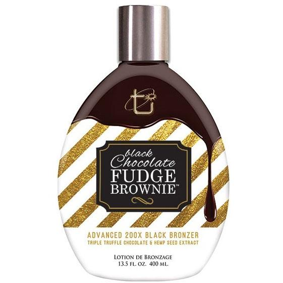 Tan Incorporated Black Chocolate Fudge Brownie Tanning Lotion - LuxuryBeautySource.com
