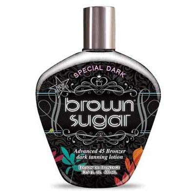 Tan Incorporated Brown Sugar Special Dark Bronzer Tanning Lotion - LuxuryBeautySource.com