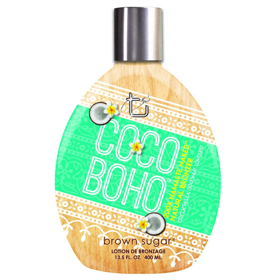 Tan Incorporated Coco Boho Tanning Lotion - LuxuryBeautySource.com