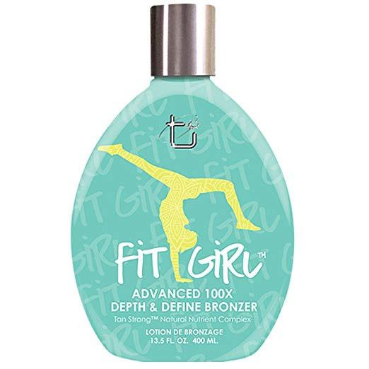 Tan Incorporated Fit Girl Tanning Lotion - LuxuryBeautySource.com
