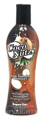 Supre Coco Nutz Tanning Lotion - LuxuryBeautySource.com