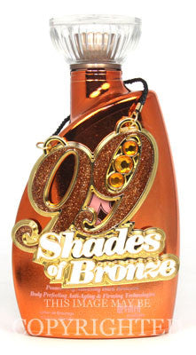 Devoted Creations 99 Shades of Bronze Tanning Lotion - LuxuryBeautySource.com