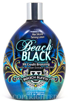 Tan Asz U Beach Black Tanning Lotion - LuxuryBeautySource.com