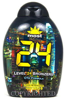 Most 24 Tanning Bronzer Lotion - LuxuryBeautySource.com