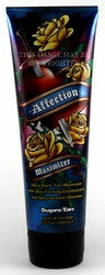 Supre Affection Maximizer Tanning Lotion - LuxuryBeautySource.com