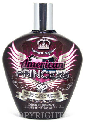 Tan Incorporated Brown Sugar American Princess Tanning Lotion - LuxuryBeautySource.com