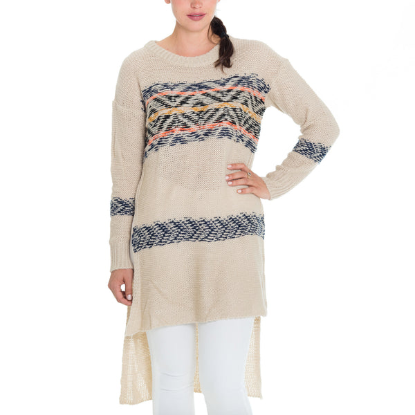 Woven Heart Zoey Sweater