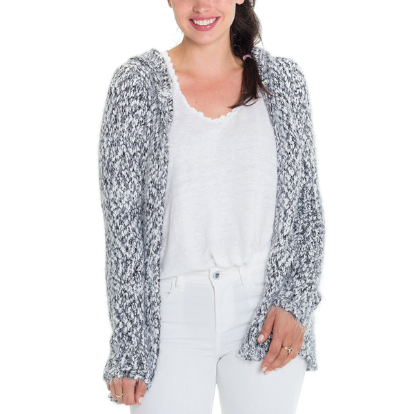 Woven Heart Cuddle Cardigan