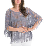 Woven Heart Bleu Cruisin Top