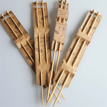 Bamboo Knitting Needles Various Sizes