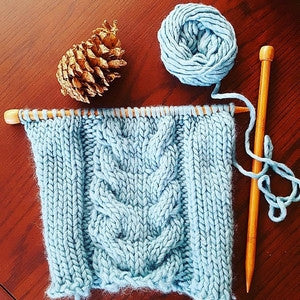 "Knitting Next Steps - Cable Knit - <img src=""//cdn.shopify.com/s/files/1/1510/7310/files/Thimble_two_large.PNG?v=1496920441"" alt="""" />"