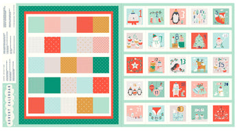 Festive Friends - Advent Calendar Kit