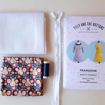 Tilly and the Buttons Francoise Dress Kit