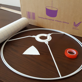 20cm Lampshade Making Kits