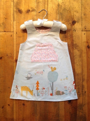 "Beginner's Dressmaking - Little Girl's Pinafore Dress - <img src=""//cdn.shopify.com/s/files/1/1510/7310/files/Thimble_two_large.PNG?v=1496920441"" alt="""" />"