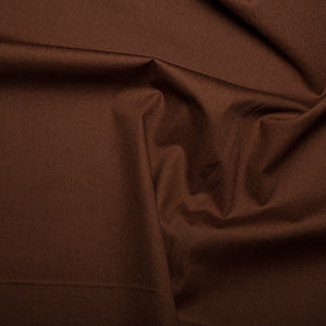Brown Plain Cotton
