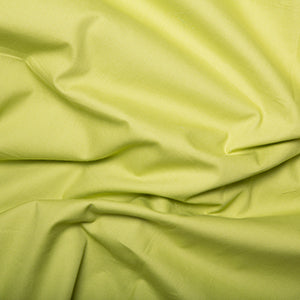Lime Plain Cotton