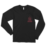 I Feel Like Saban Unisex Long Sleeve Shirt