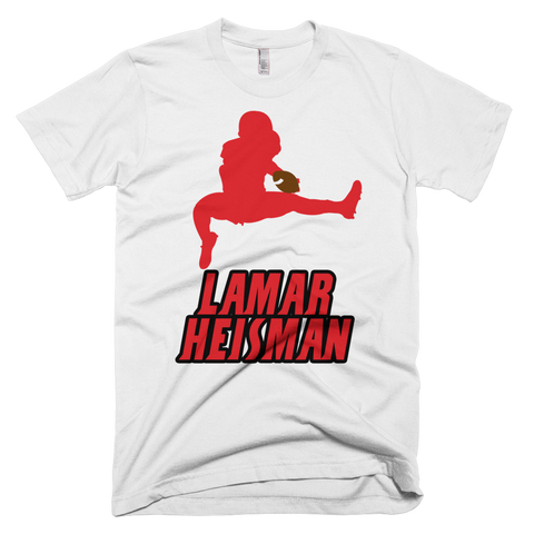 Lamar Heisman Men's T-Shirt