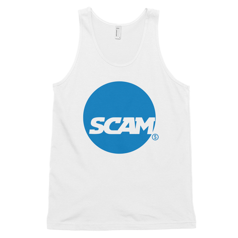 NCAA Scam Unisex Tank Top