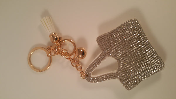 """Put it in the Bag"" Key chain or Purse Tag"