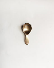 Fog Linen Brass Tea Spoon