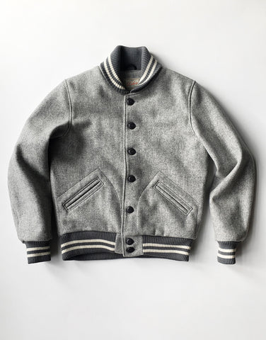 Dehen 1920 Club Jacket - Oxford Grey - Orn Hansen