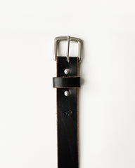 Ginew Cast Belt Black Leather