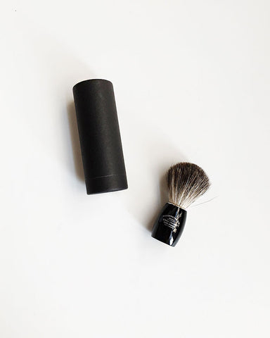 Prospector Co. Pure Badger Shaving Brush / Grooming / Orn Hansen