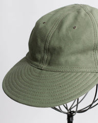 The Hill-side Olive Chino Ball Cap