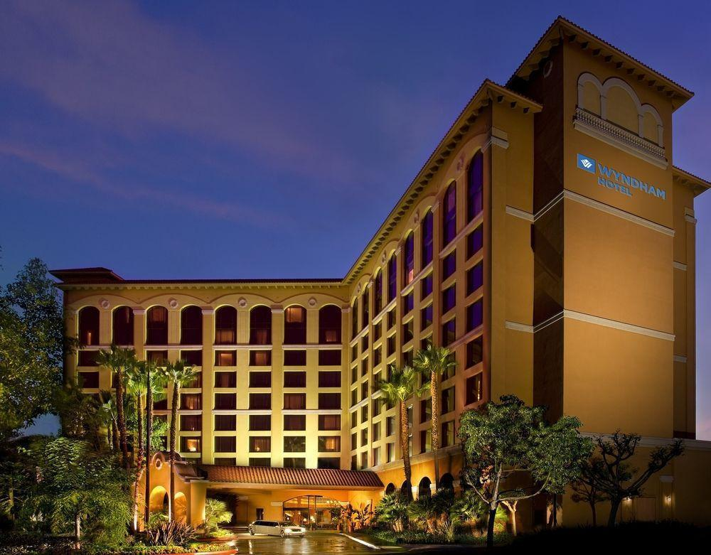 Wyndham Anaheim Vacations