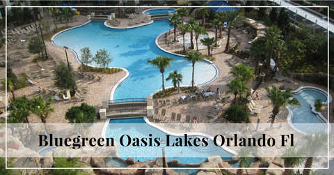 Bluegreen Oasis Lakes at The Fountains Vacations