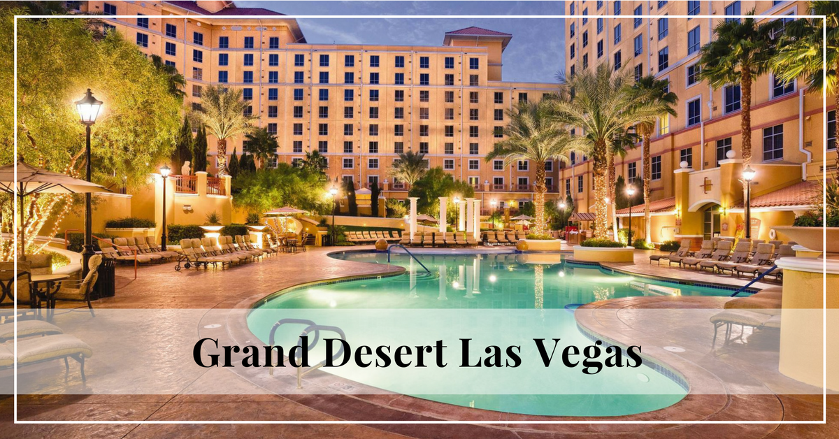 Wyndham Grand Desert Vacations